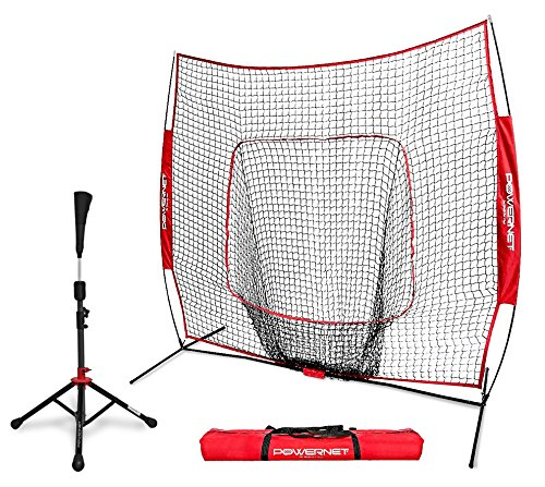 Best Bating tee and Practice Net