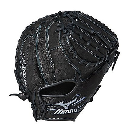 Mizuno Samurai Catchers Baseball Gloves Gcx95y 2-Piece Closed