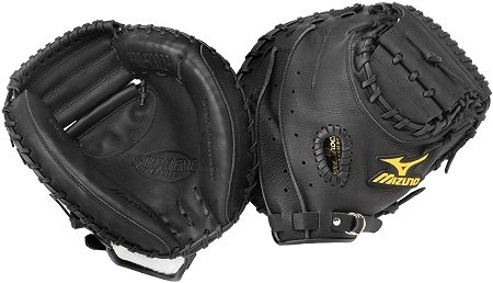 Mizuno Supreme GXC94 Youth Catcher's Mitt (33.5-Inch)