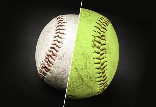 Different Between Baseball and Softball