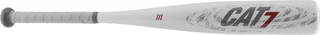 "Marucci Cat7 Junior Big Barrel Baseball Bat, 25""/15 oz"