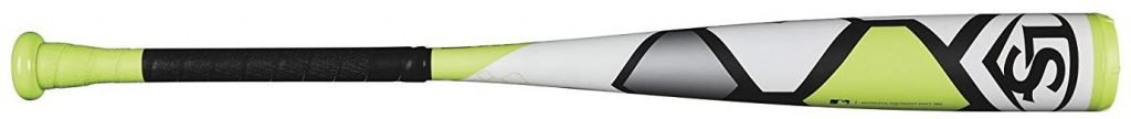 Louisville Slugger Senior League Baseball Bat